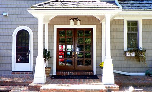 Custom Entryway