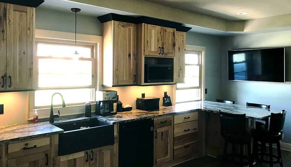 Oconomowoc Rustic Kitchen